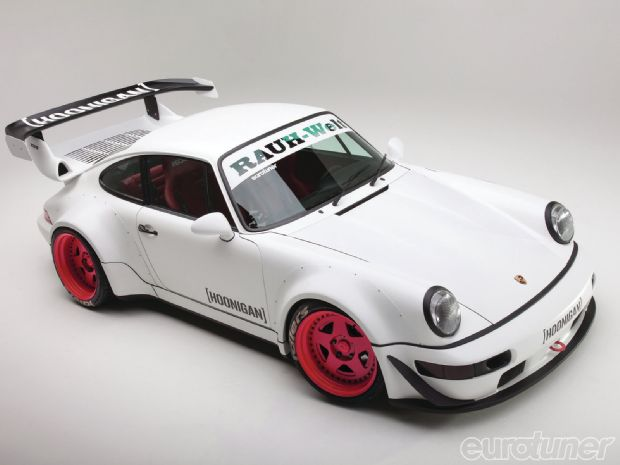 1991 Porsche 911 Turbo - HOONED 911 - Eurotuner Magazine All Pages