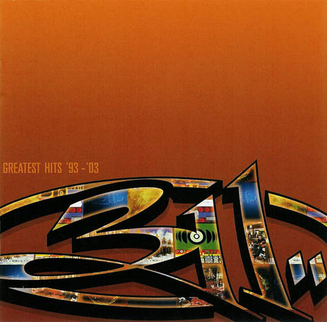 Images for 311 - Greatest Hits '93 - '03