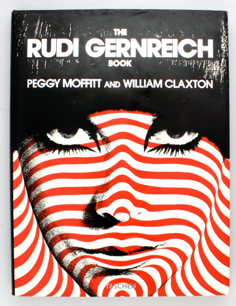 Harper's Books | William CLAXTON, Peggy Moffitt | The Rudi Gernreich Book