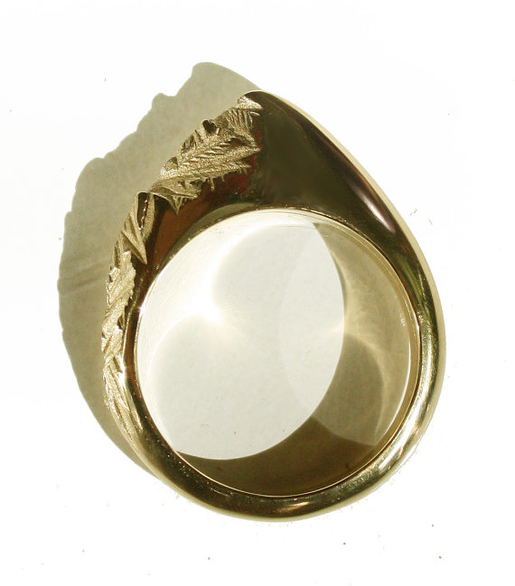 Mountain Range Ring by CaitlynRoseJewellery on Etsy