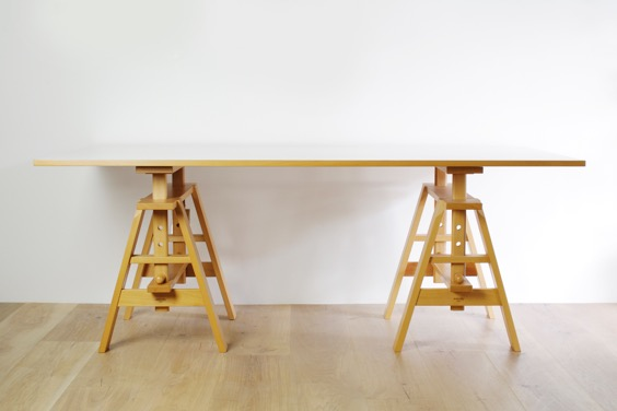 861_table | vintage & used | BUILDING fundamental furniture