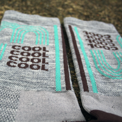 Team Wooly Mammoth - COOL - Wool Sock — The Athletic