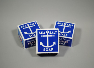 Quality Mending Company — SWEDISH SEA SALT {3 packs per order }
