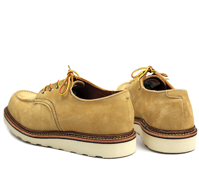 Inventory Stockroom — Red Wing<br>Work Oxford