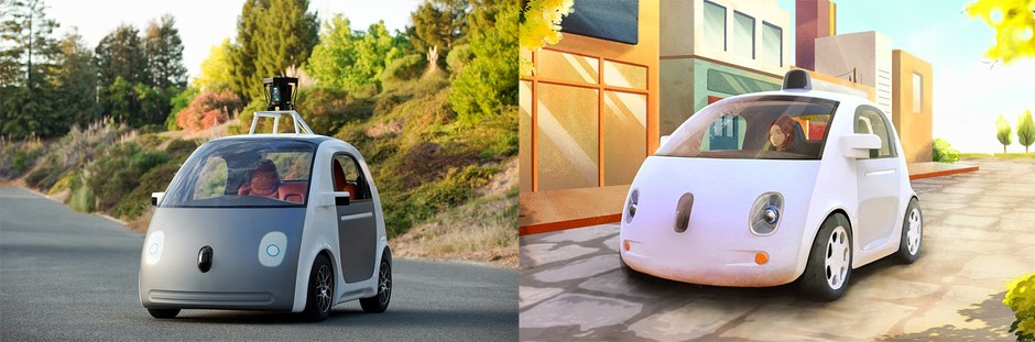 Official Google Blog: Just press go: designing a self-driving vehicle
