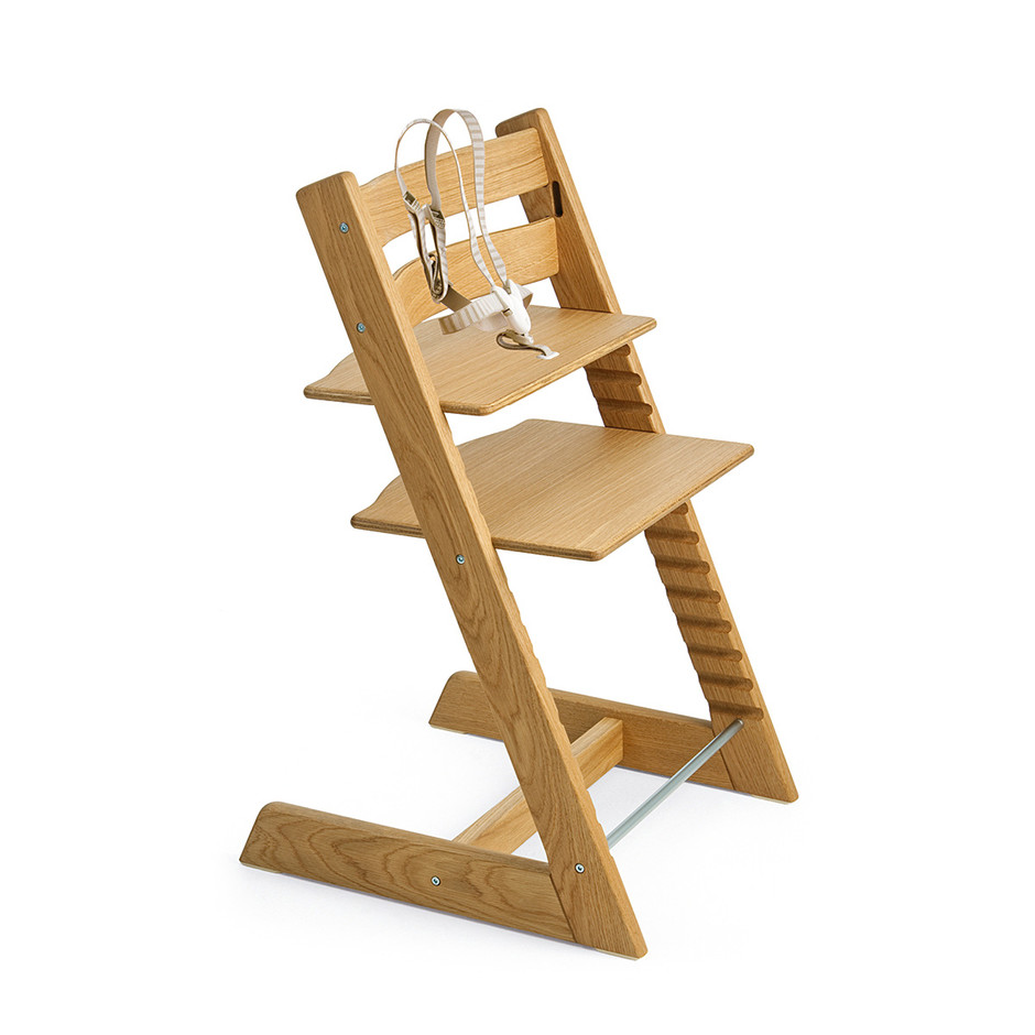 stokke trip trap wood collection high chair sumally. Black Bedroom Furniture Sets. Home Design Ideas