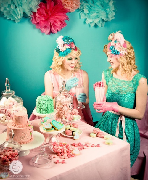 My Tea Party / mad tea party photo | We Heart It