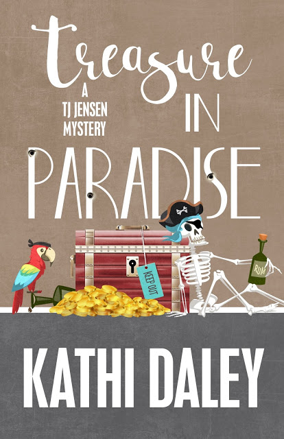 Varietats: Treasure In Paradise by Kathi Daley - Great Escapes Blog Tour + Giveaway