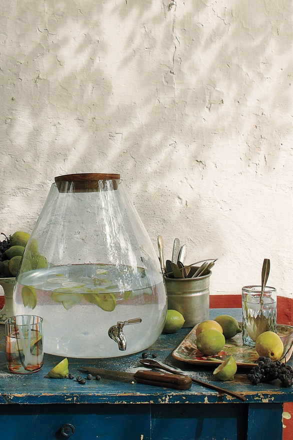 Bubbled Beverage Dispenser - Anthropologie.com