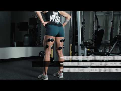 Compex Wireless USA 2.0 Muscle Stimulator with TENS Kit