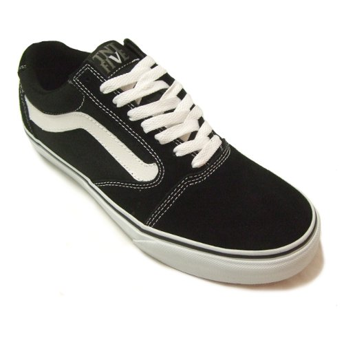 VANS - TNT 5 (Black/White) - Growth skateboard elements