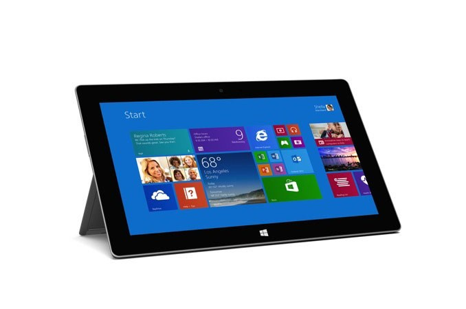 Microsoft announces the Surface 2, the follow-up to the original Surface RT; coming soon for $449