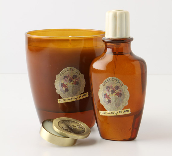 By The Creators of Le Labo for Anthropologie | nitrolicious.com