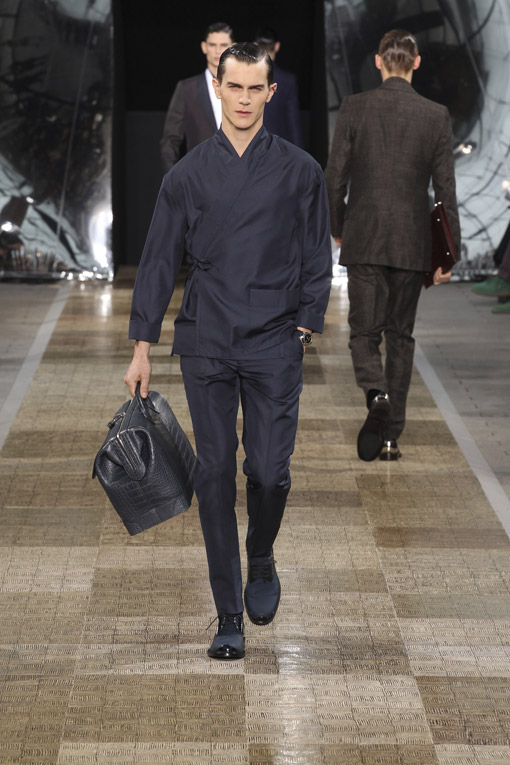 Louis Vuitton Fall 2012 Menswear Collection Slideshow on Style.com