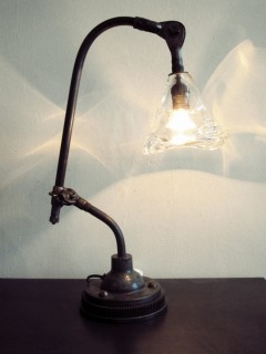 Blown Glass Table Lamps | Strawser & Smith