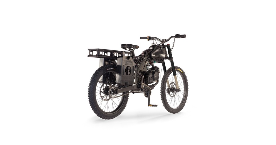 Survival – Motoped