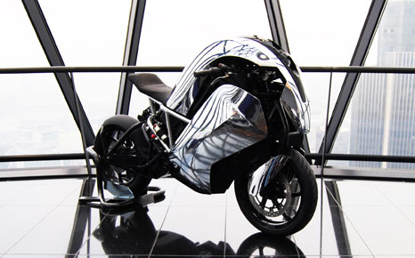 World's first high-performance electric bike set for US launch
