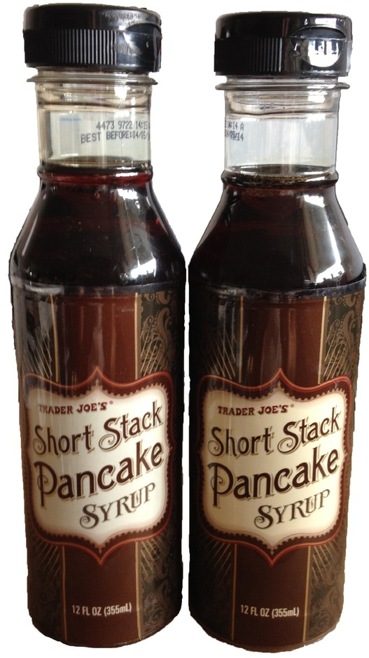 Trader Joe's Short Stack Pancake Syrup - 2 Pack: Amazon.com: Grocery & Gourmet Food
