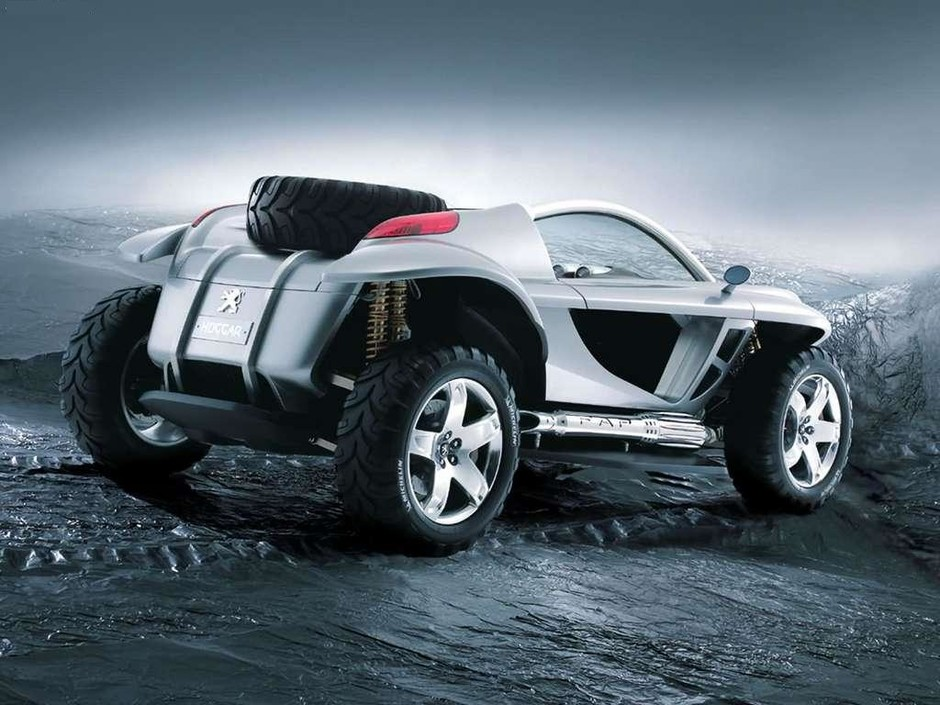 Peugeot Concept Cars   FRENCH CONCEPT CARS