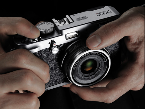 Fujifilm Introduces the New X100S | Hypebeast