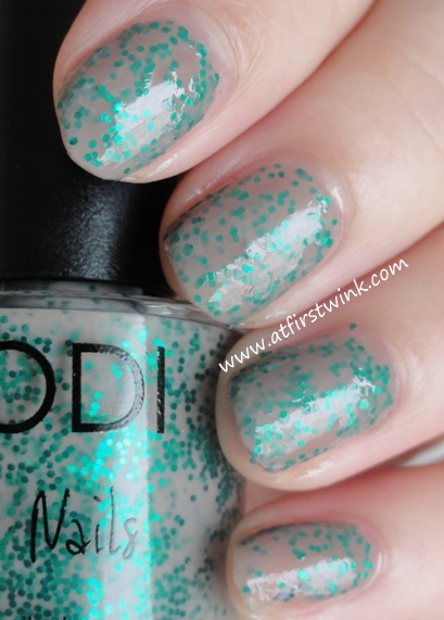 Modi nail polish 79 - Bustier review |Live your dream now, not later