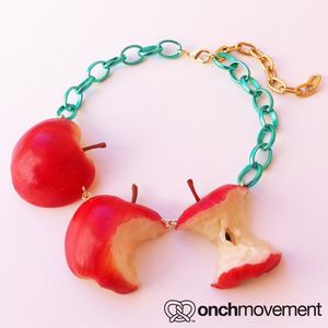 Onch Movement — The Apple Necklace