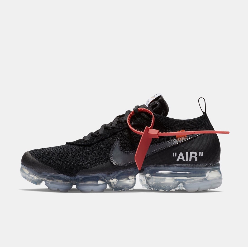 The 10: Nike Air Vapormax Flyknit (Black)