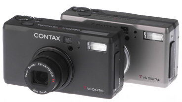 Contax Tvs-Digital Review: Overview