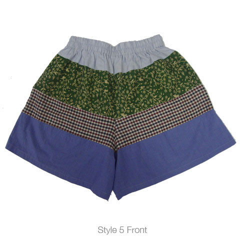 3939 Shop London | Unique product and art ATILA & HUSS VINTAGE UPCYCLE SHORTS
