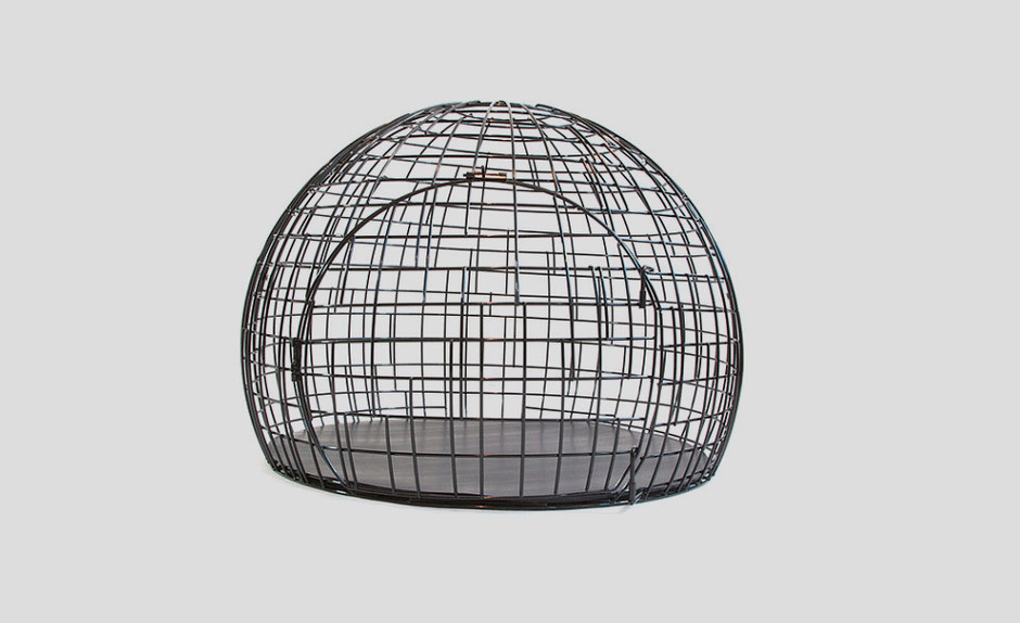 Go! Pet Design Makes Pet Cages That Look Like Works of Art | Cool Material