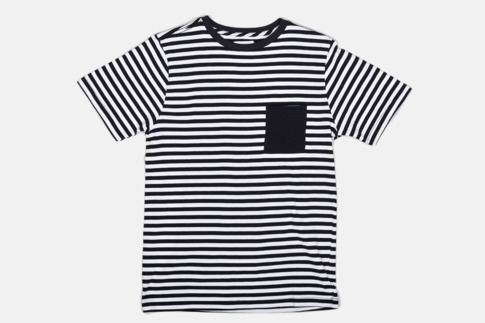 Saturdays Surf NYC | Online Store | Randall Solid Pocket T