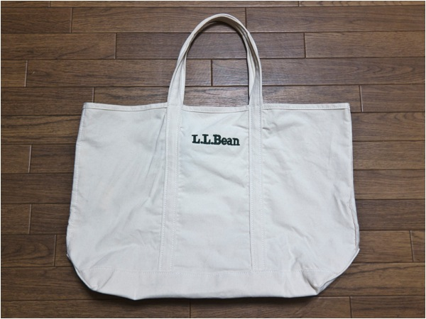 NEWS OF THE kDone: L.L.Bean エコトートバッグ