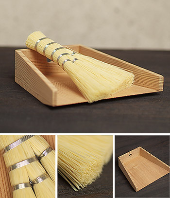 Chiritori ( Dustpan & Broom )