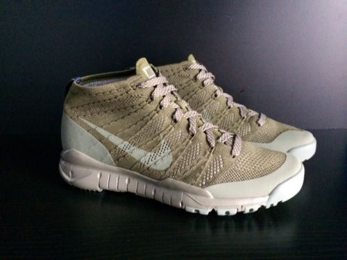Nike Flyknit Chukka SFB Boot Sample RARE 100 Authenic | eBay