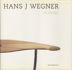 古書古本 Totodo:HANS J WEGNER on Design(光琳社 Dansk Design Center)