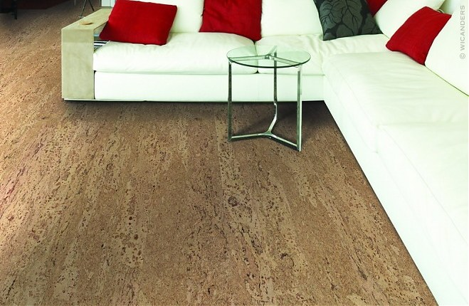 Collections, Corkcomfort, Gallery - Wicanders - world reference in cork flooring and wall covering