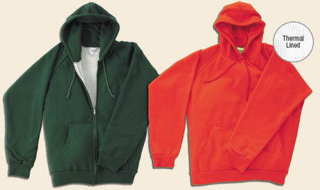 Camber Sportswear - Chill Buster, 14-oz. Hooded Sweatshirts