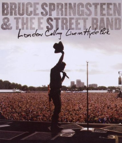 Amazon.co.jp: London Calling: Live in Hyde Park [Blu-ray] [Import]: Chris Hilson, Bruce Springsteen, The E Street Band, Thom Zimny: DVD