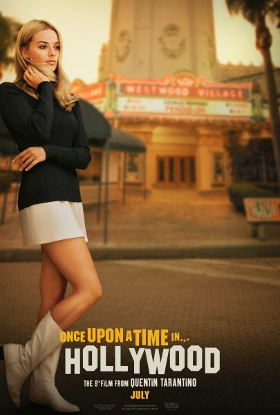 'Once Upon a Time in Hollywood': New Poster Features Margot Robbie