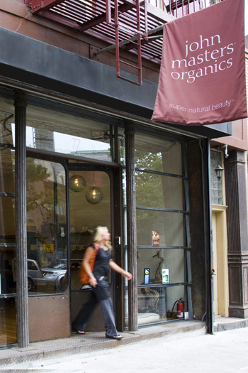 John Masters Organics - Flagship Store in New York City