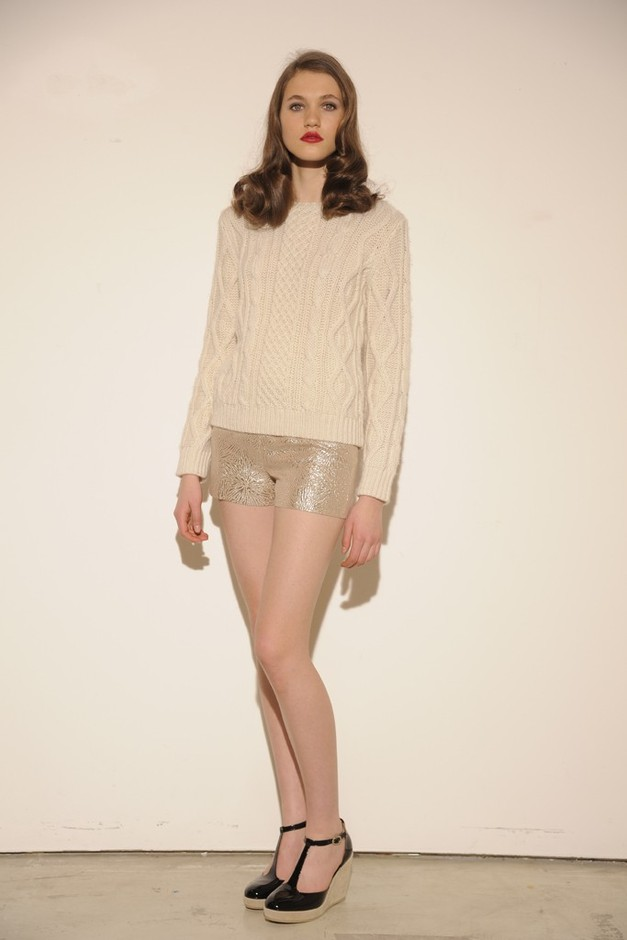 A.P.C. & Vanessa Seward RTW Fall 2012 - Runway, Fashion Week, Reviews and Slideshows - WWD.com