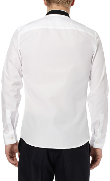 PRODUCT - Givenchy - Embroidered Cotton Shirt - 399235 MR PORTER