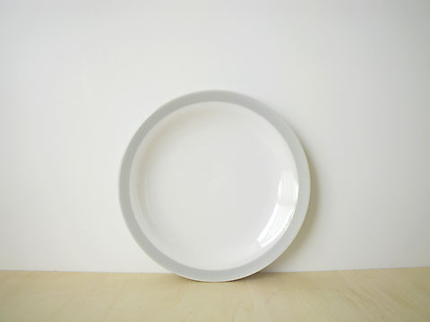 gray line plate - Mies online shop | 北欧デザインと雑貨の店 ミース