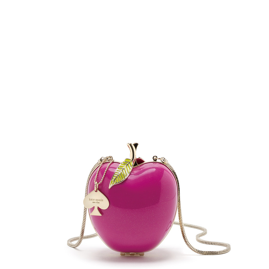 kate spade new york / far from the tree resin apple