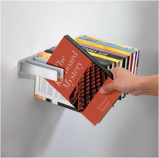 Fly-brary Book Shelf - Home Storage Systems From Store