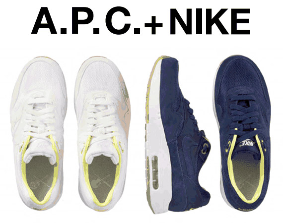 A.P.C. x Nike - Fall/Winter 2013 Collection | Release Info - FreshnessMag.com