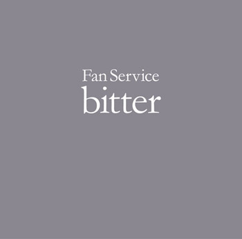 Perfume Official Site|DISCOGRAPHY|Fan Service 〜bitter〜 Normal Edition