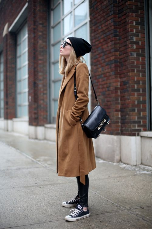 street snap NYC. | COOL GIRL'S FASHION / STYLE | Pinterest