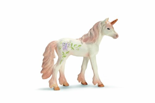 Amazon.com: Schleich Unicorn Foal - Schleich 70420: Toys & Games