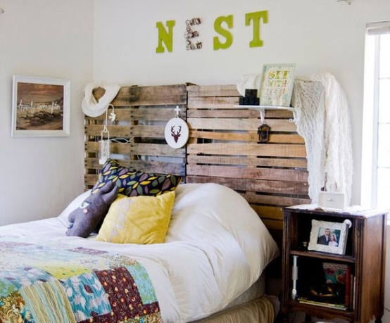 DIY / 10 unusual headboard ideas for an original bedroom interior décor